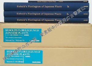 シーボルト旧蔵日本植物図譜コレクション