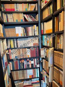 世田谷区豪徳寺 大量出張買取 書棚2