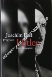 Hitler Eine Biographie..